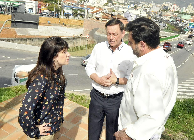 Pedro, Daniela e Toninho Sarasá: envolvimento da comunidade é essencial para patrimônio