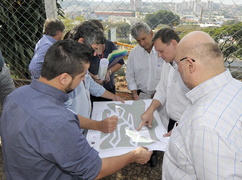 Revitalização da Esplanada do Monte Castelo: ações no eixo histórico central