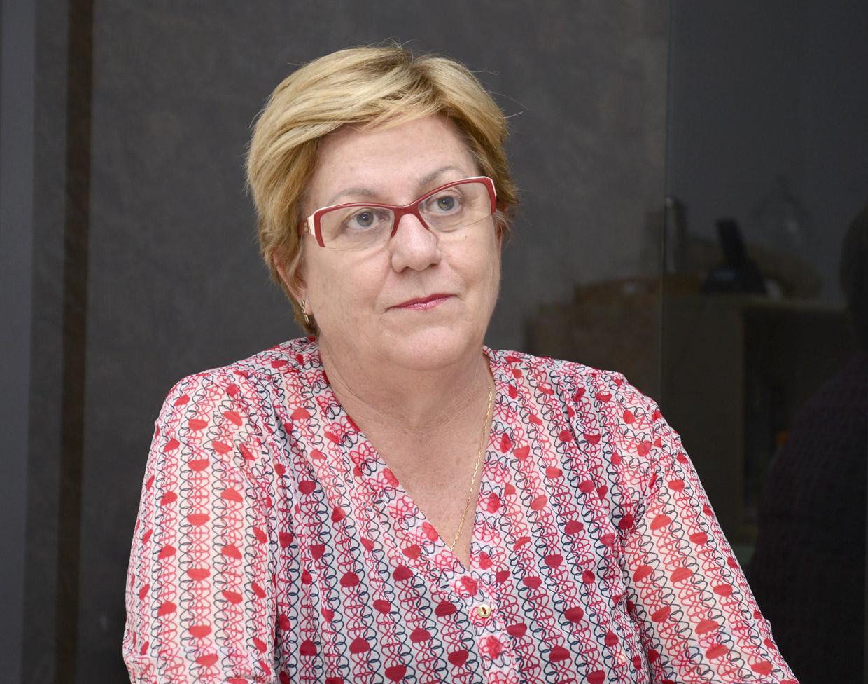 Para Rita, aumento do número de inscritos para conferência mostra interesse da população