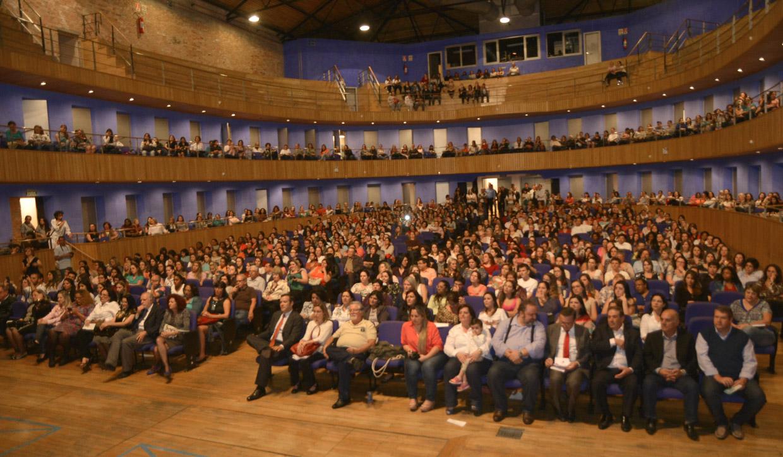 No ano passado, abertura do evento lotou o Polytheama