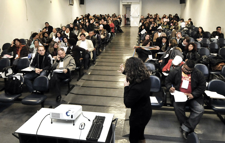 Em 2013, conferência teve grande participação de entidades e sociedade