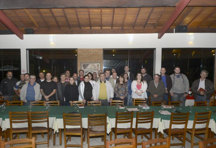 Participantes da nova Rota da Uva: projeto quer valorizar origens e cultura de rota turística