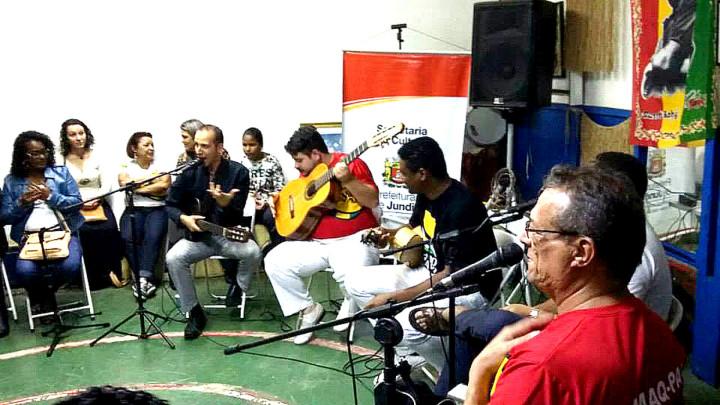 Edições da Roda de Samba são marcadas por participações especiais e canções autorais