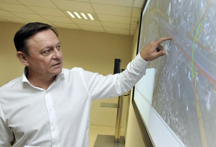 Prefeito diz que obras vão complementar as obras de acesso à rodovia Anhanguera