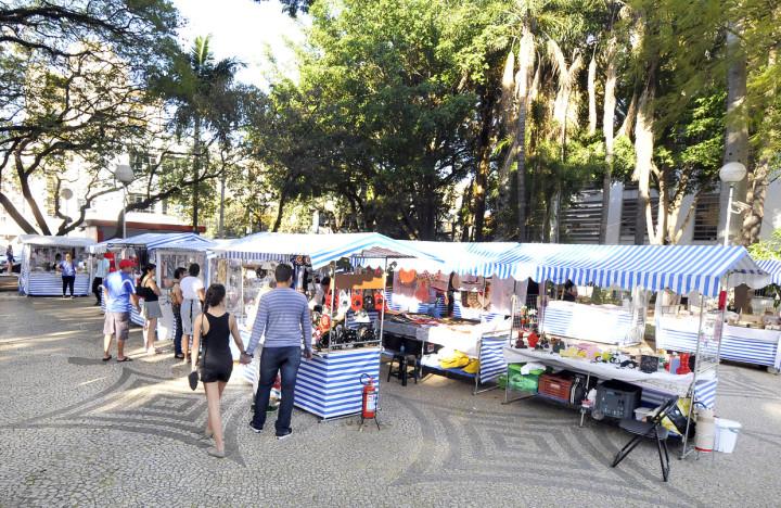 O Especial Centro é apenas uma das atividades do setor na cidade