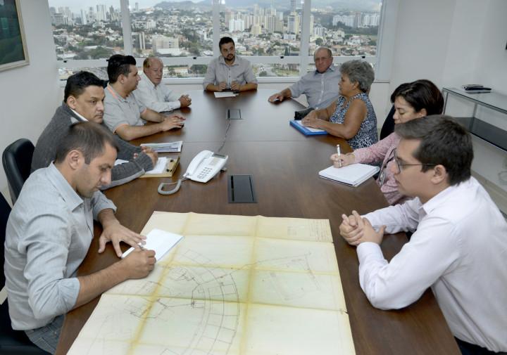 Moradores apresentam demandas da Vila Marlene