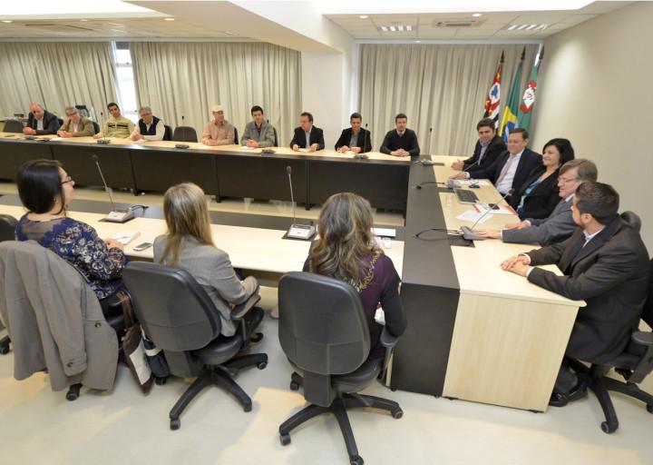 Representantes da região discutem Plano de Mobilidade Urbana