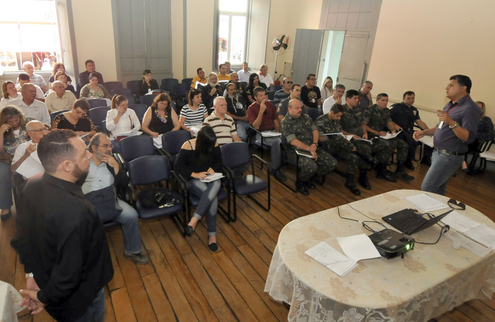 Reunião no Museu Solar do Barão detalha programação e a estrutura do desfile do dia 7 de setembro