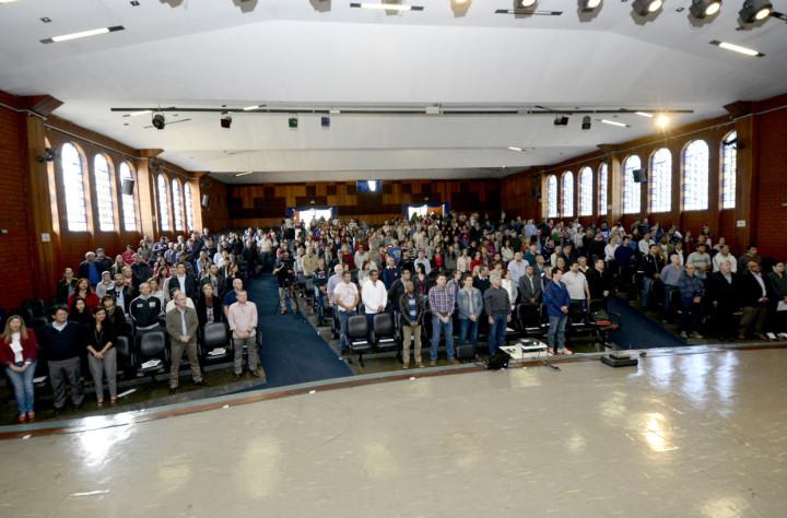 Proposta de governo será apresentada novamente no anfiteatro: Jundiaí para próximos dez anos