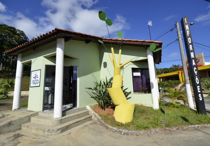 Em Jundiaí, o posto de informações turísticas funciona ininterruptamente: 450 mil visitantes em 2014
