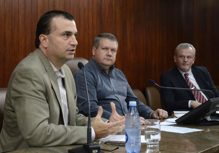 Marcelo Cereser destacou a importância da lei no atual momento econômico