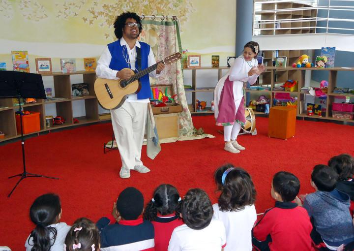 Contos amazonenses foram apresentados ao público com muita música