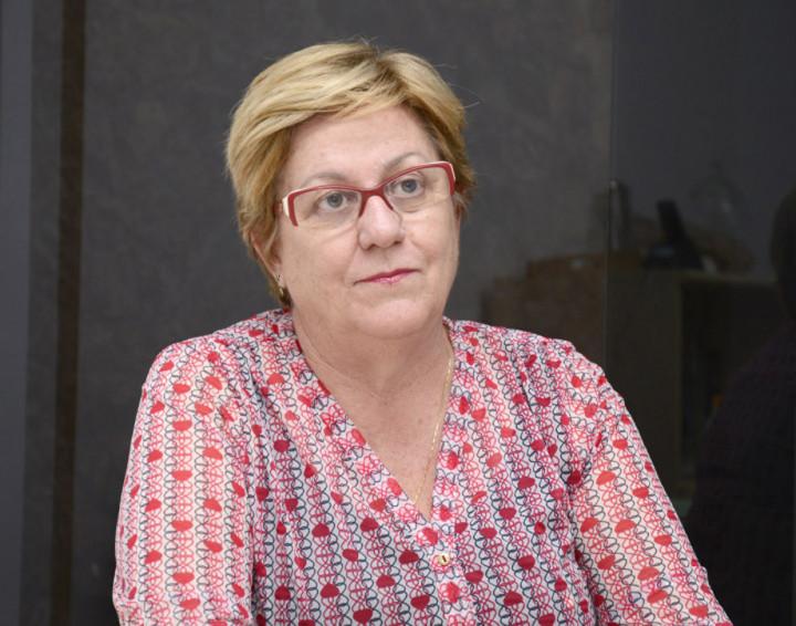 Rita, da Semads, diz que a iniciativa promove o diálogo entre a comunidade e intituições de ensino