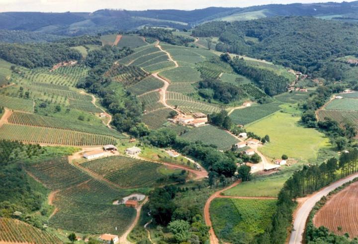 O turismo rural é o ponto forte da cooperação regional do Circuito das Frutas