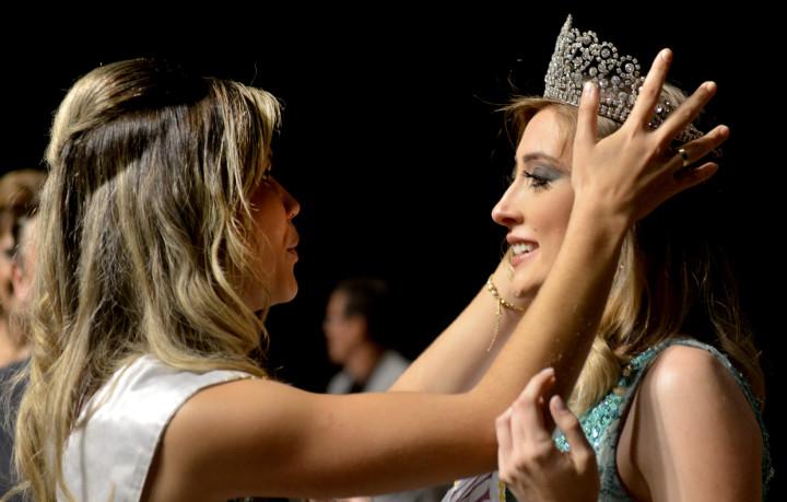 Coroação da Rainha da Corte da Uva 2015