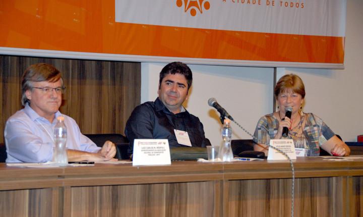 Folgozi participou do encontro na Praia Grande