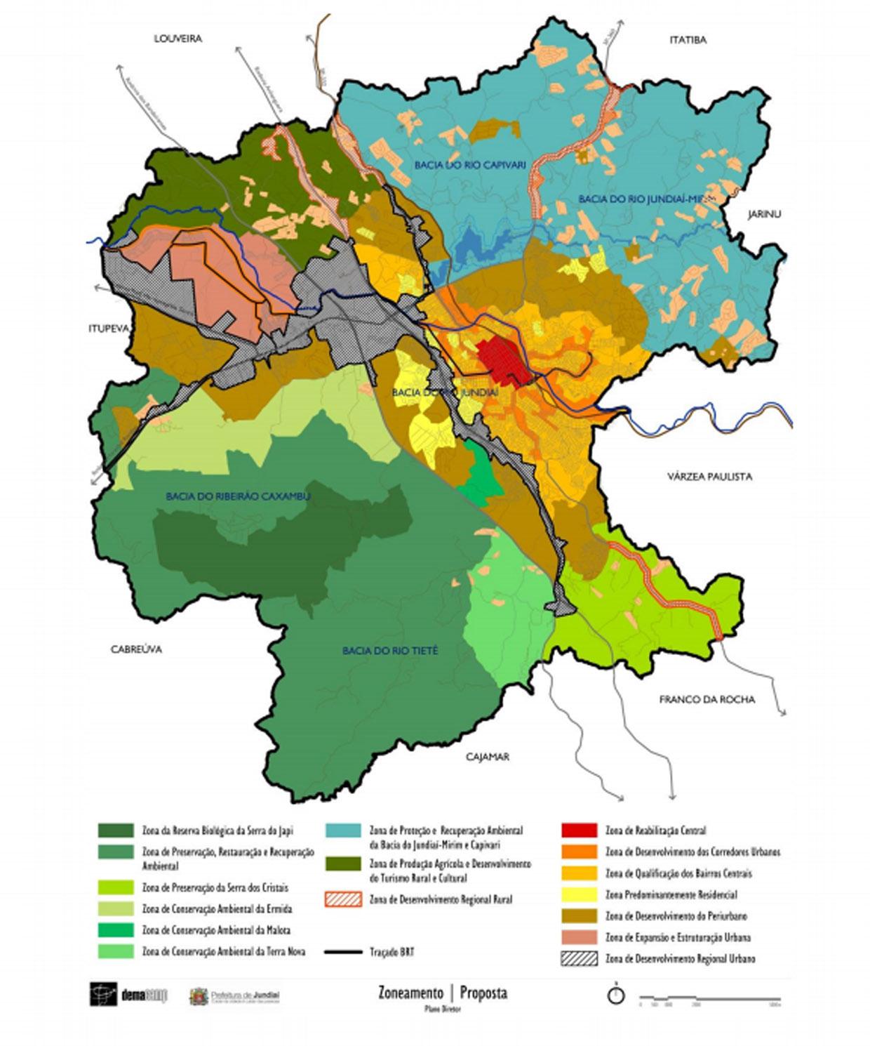 Mapa-base integra proposta preliminar para delegados