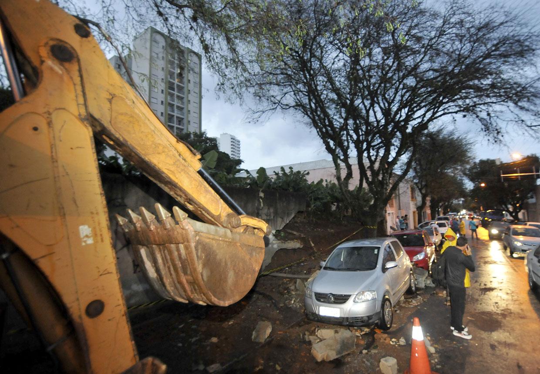 Trabalho da Defesa Civil é prioritário em casos emergenciais no período de chuva