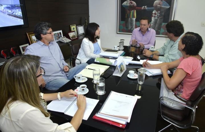 O prefeito Pedro Bigardi destacou a cooperação de setores em novo Plano