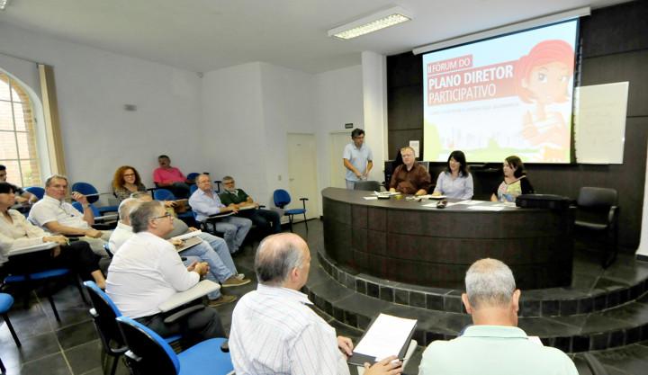 O Plano Diretor foi um dos temas do encontro do Conselho de Meio Ambiente