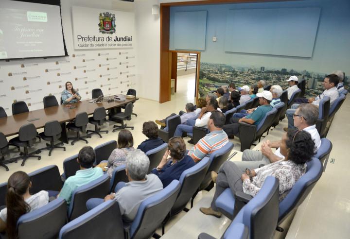 Empresários goianos conheceram a organização do turismo rural de Jundiaí