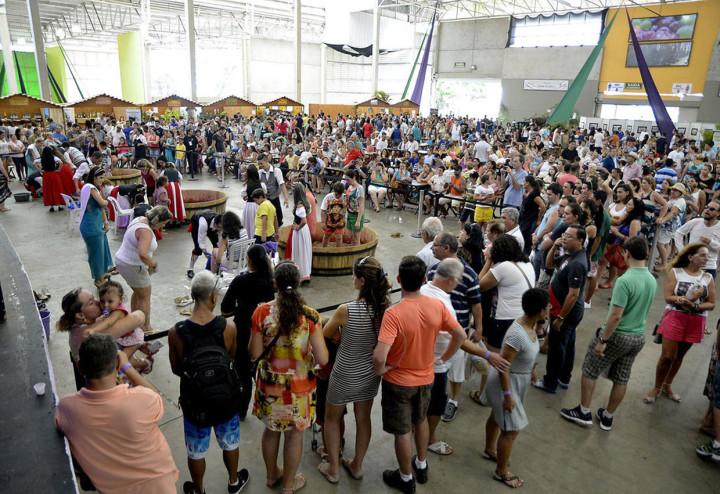 Atrações valorizam a cultura local e atraem milhares de visitantes