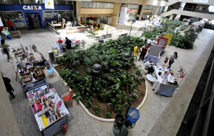 Artesanato, que já faz sucesso nas feiras do Paço, agora é novidade na feira do Botânico