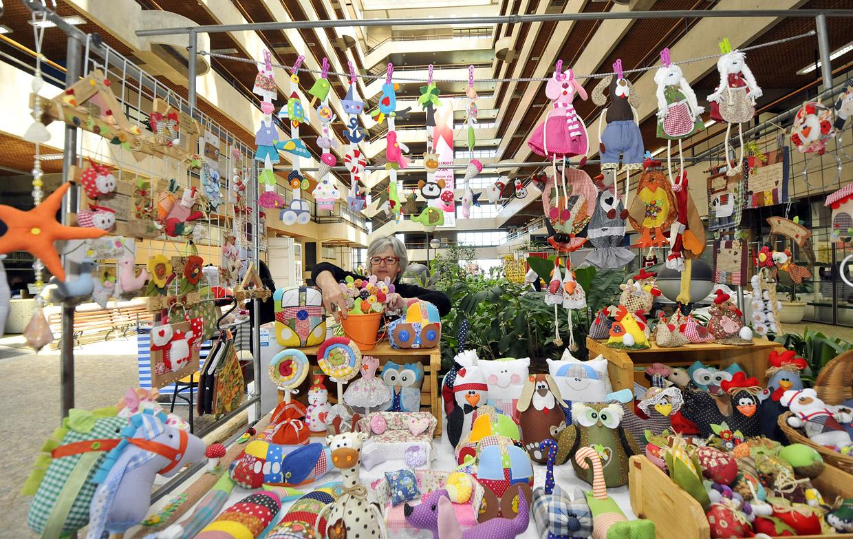 A feira especial de Dia das Crianças está no Paço até quinta (8)