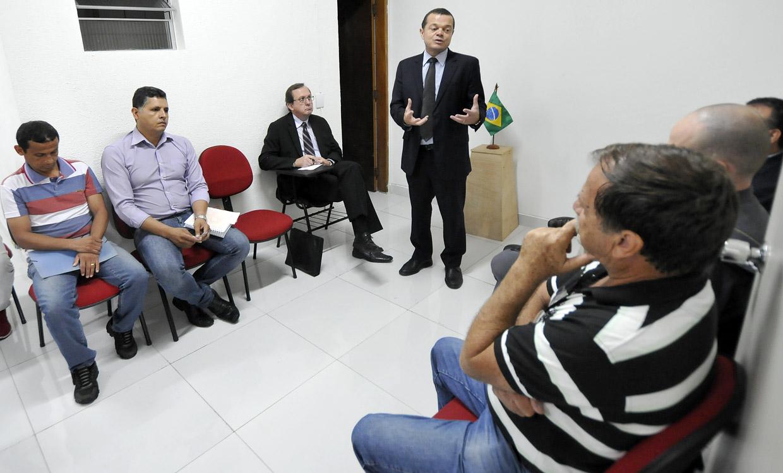 José Carlos Pires falou do trabalho compartilhado na cidade