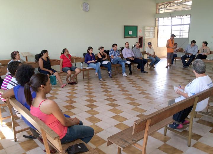 Fundação foi ao bairro e destacou que habitação social é prioridade do governo