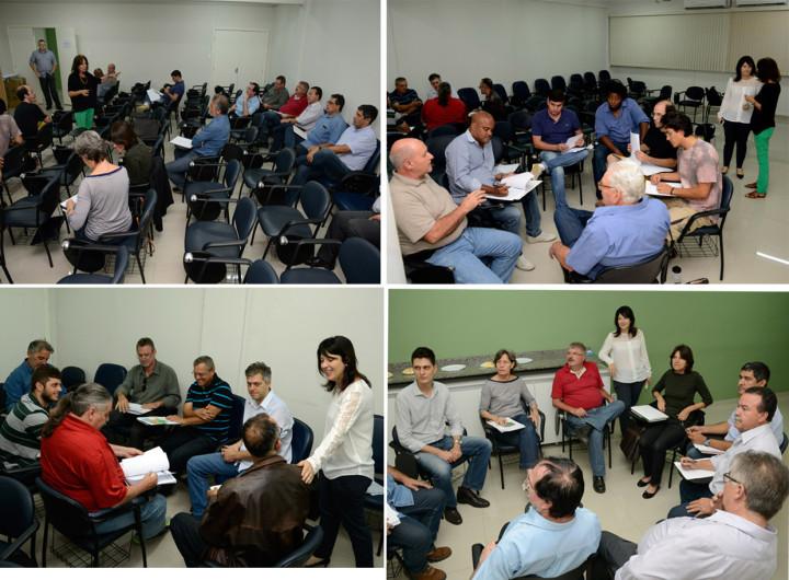 Movimentos sociais, empresas, entidades, ONGs e sindicatos participam