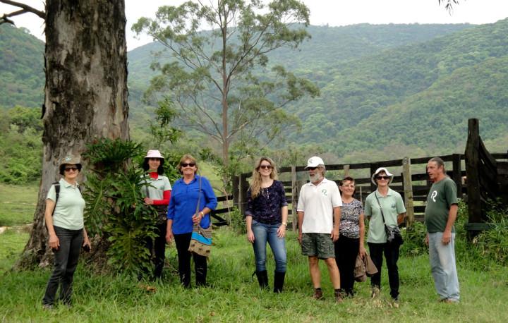 Grupo gaúcho esteve em Jundiaí em setembro, na Fazenda Ribeirão