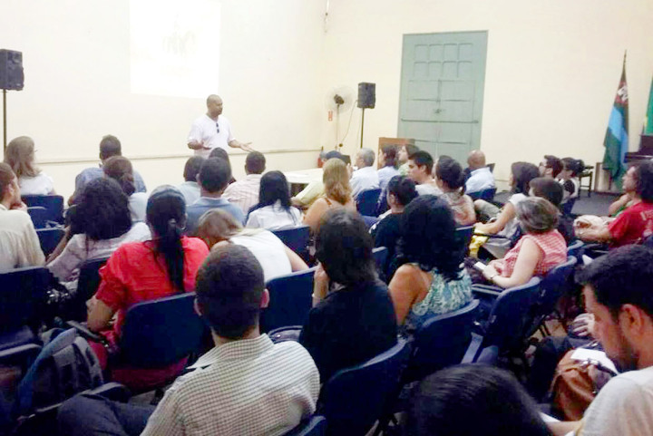 Primeira edição do curso reuniu dezenas de interessados