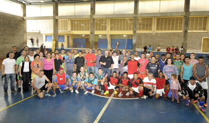 Mais de 150 alunos participarão das competições