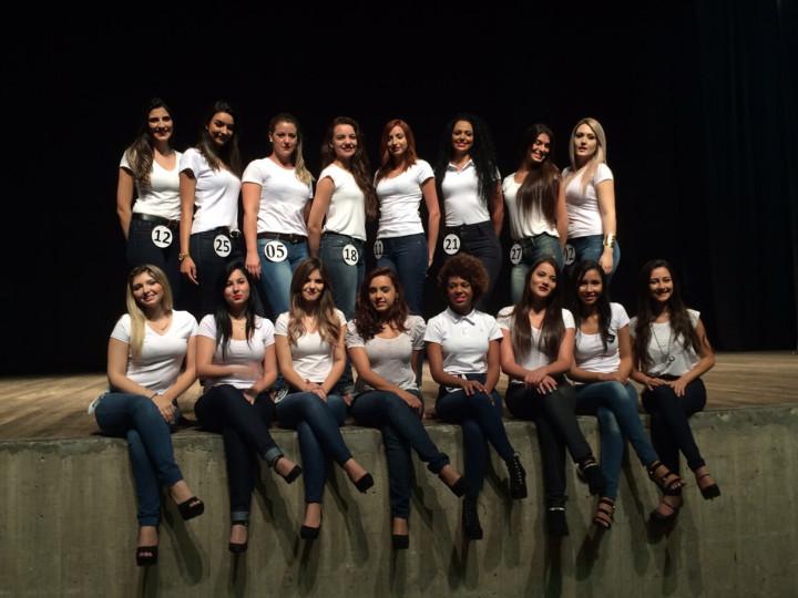 16 selecionadas integram o time finalista