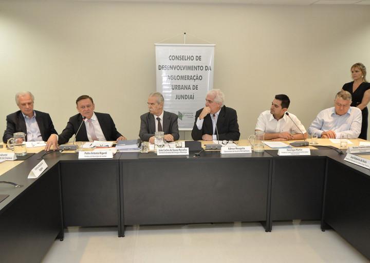 Bigardi falou da importância do São Vicente para a região e fez apelo ao governador