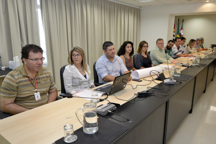 Técnicos explicam trabalho em torno dos critérios de objetivos participativos