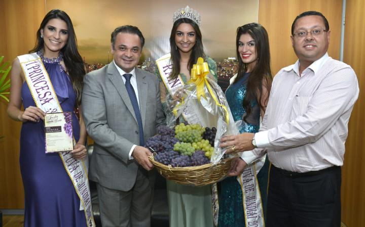 O secretário estadual de Turismo, Roberto de Lucena, elogiou o evento