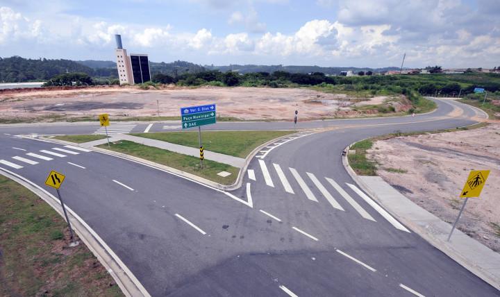 Área com mais de 300 mil m² abrigará diversos órgãos públicos