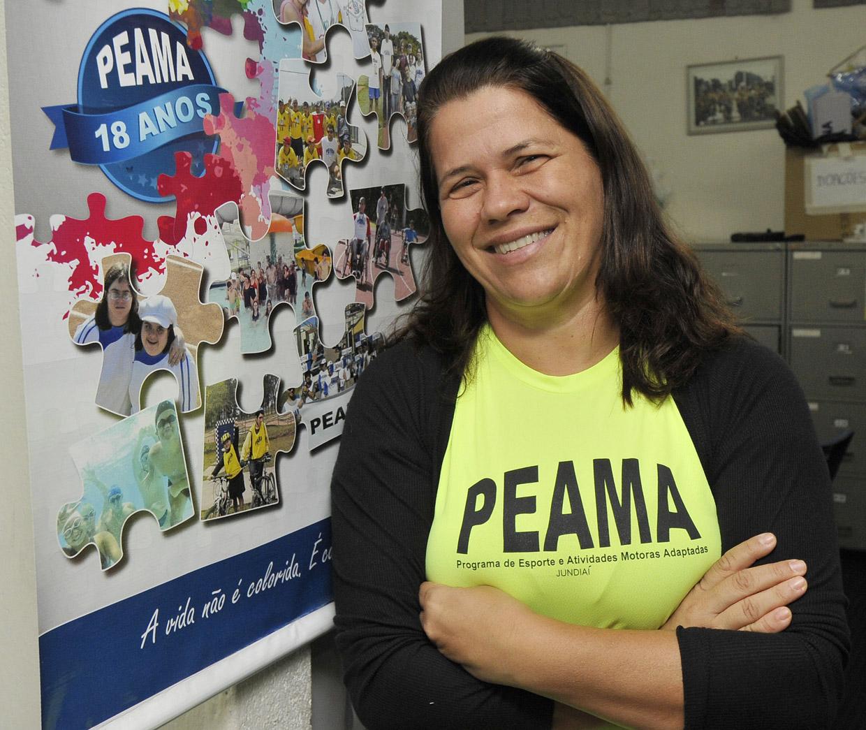 Denise é diretora e uma das idealizadoras do Peama
