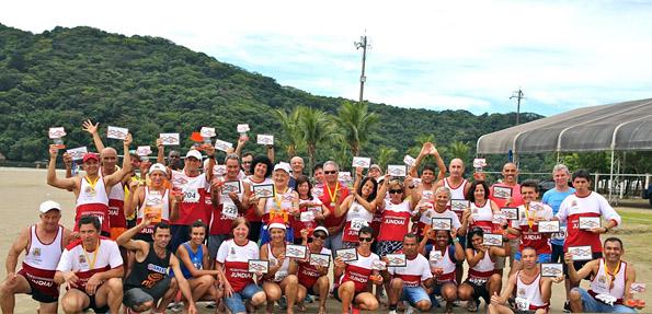 Atletas da cidade se destacaram na etapa de Bertioga