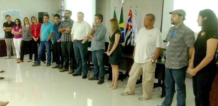A apresentação foi feita por técnicos municipais