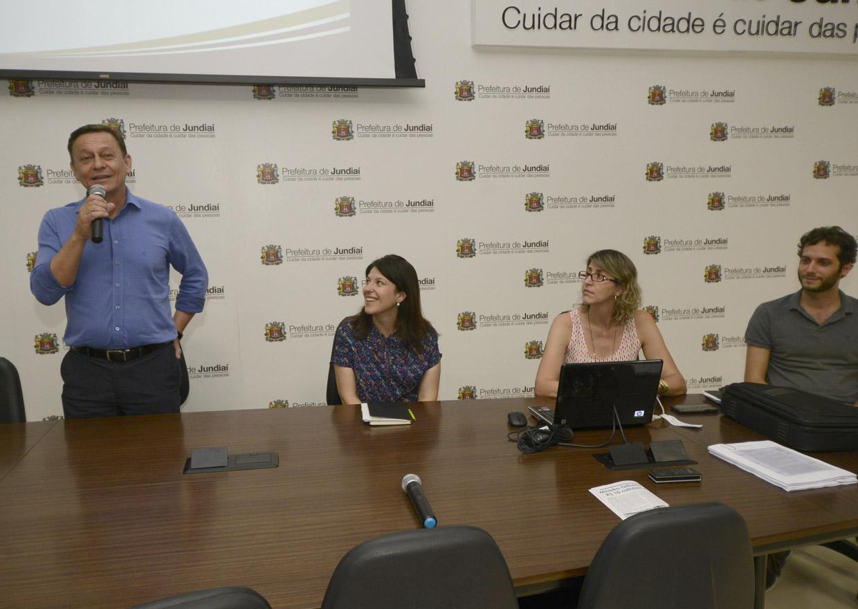 O prefeito Pedro Bigardi destacou o intenso trabalho de técnicos e da sociedade