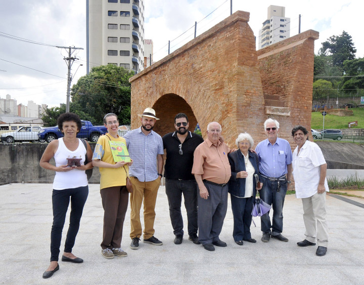 Jundiaienses comemoram recuperação da Ponte Torta