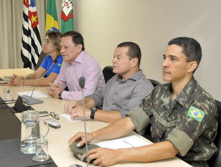 Reunião reforçou importância do trabalho conjunto