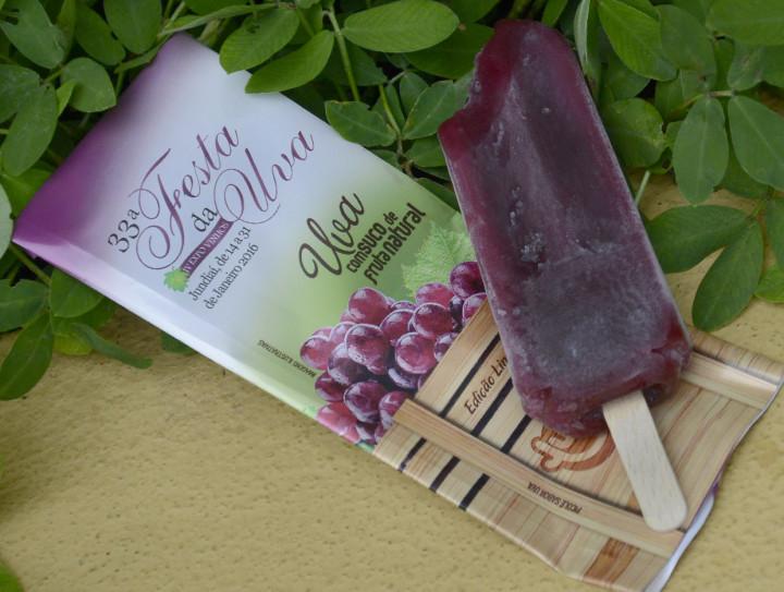 O lote especial da Jundiá divulga a 33ª Festa da Uva e 4ª Expo Vinhos de Jundiaí
