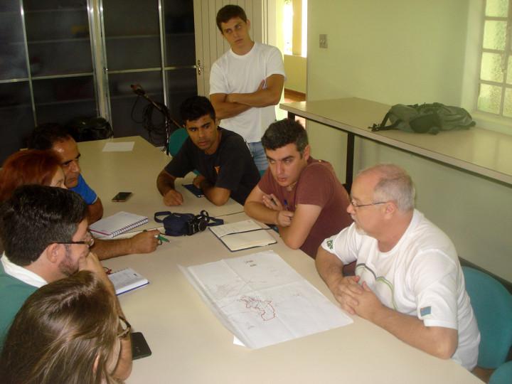 Gestores da Reserva Biológica Municipal Tamboré compartilharam informações sobre preservação