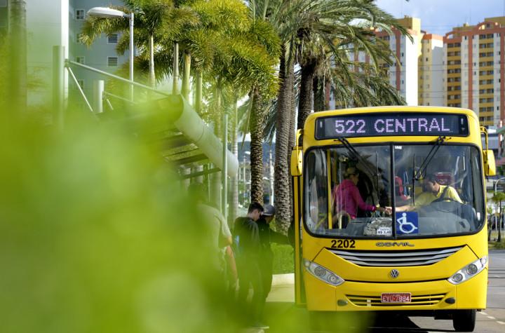 Confira as tabelas horárias das linhas de ônibus