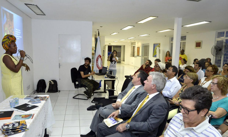 Em novembro de 2015, a Secretaria de Cultura realizou palestra sobre Patrimônio Imaterial