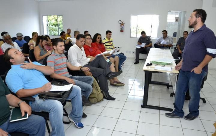 Segurança, trânsito, organização e responsabilidade dos blocos foram discutidos na reunião
